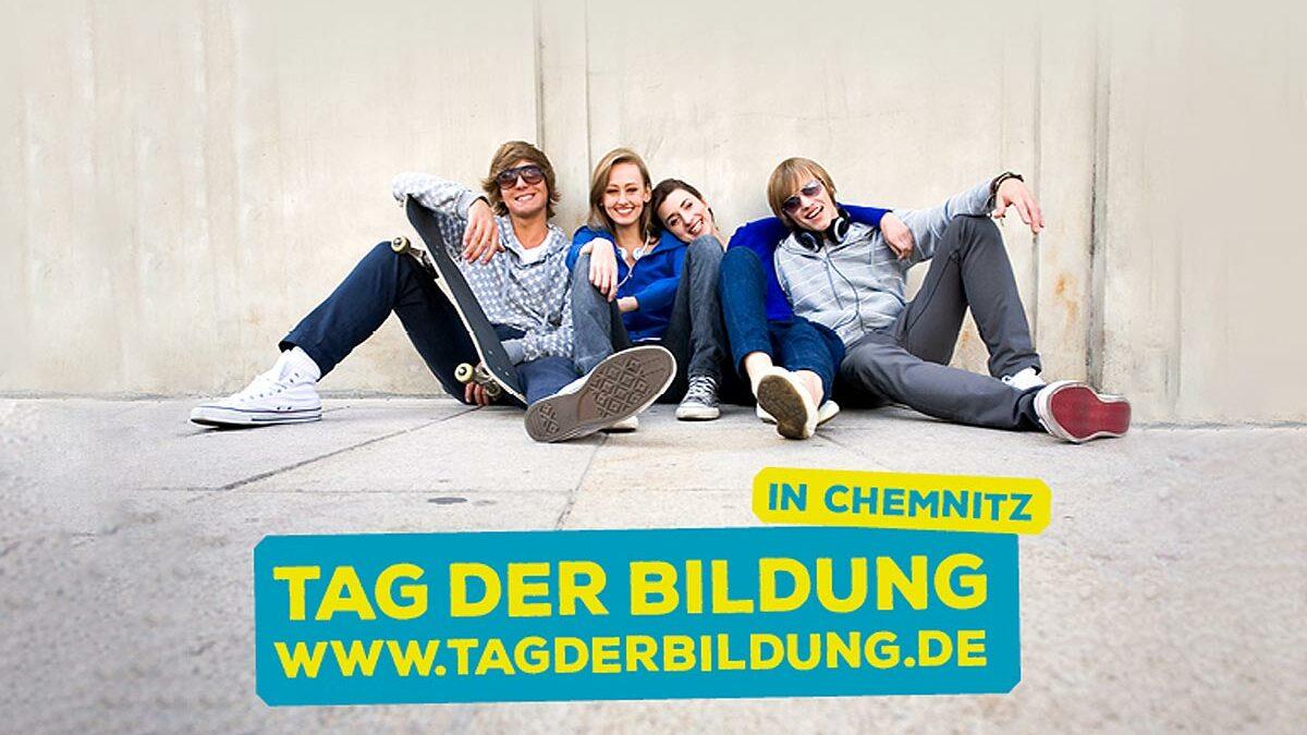 Tag der Bildung in Chemnitz
