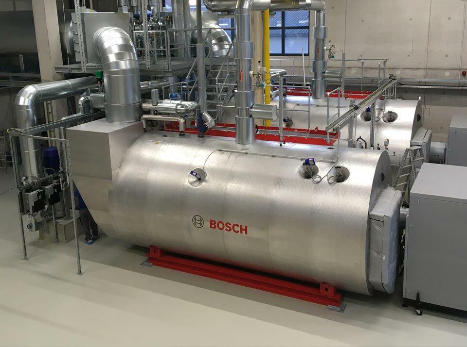 Sell baut hocheffiziente Energiezentrale für die Molkerei Schwarzwaldmilch